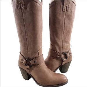 Frye Boots Taylor Harness Size 7